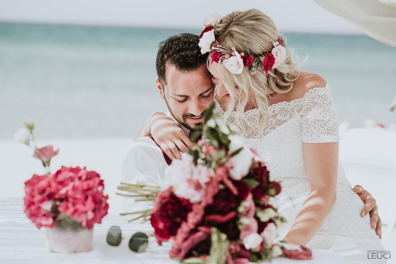 Foto Matrimonio Bohemien : Location per matrimonio bohémien anche una spiaggia pugliese è