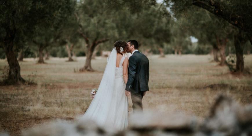 mediterranean wedding style