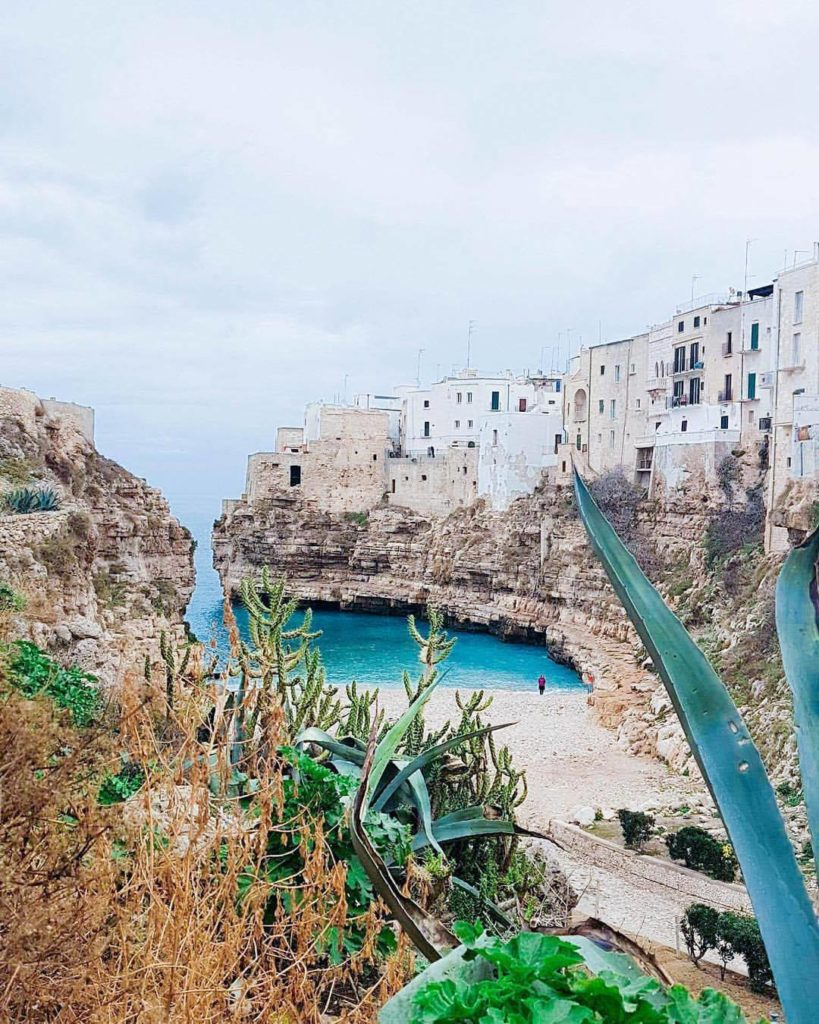 Will you merry me in Puglia?