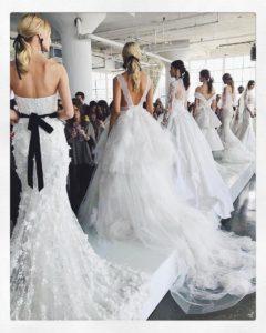 bridal look 2018