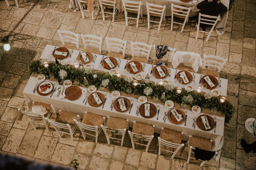 summer wedding in Puglia