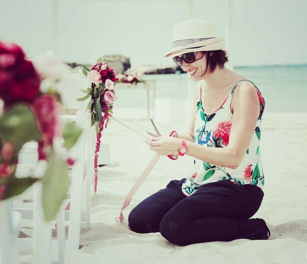 Marina Indraccolo wedding planner in Puglia