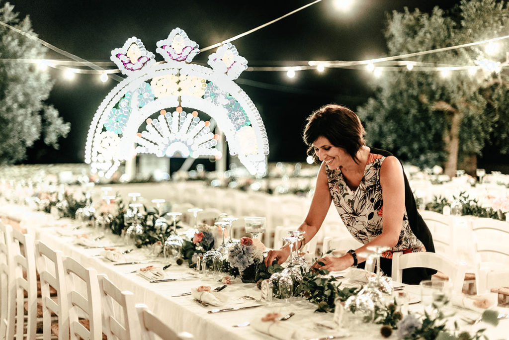 Marina Indraccolo wedding planner