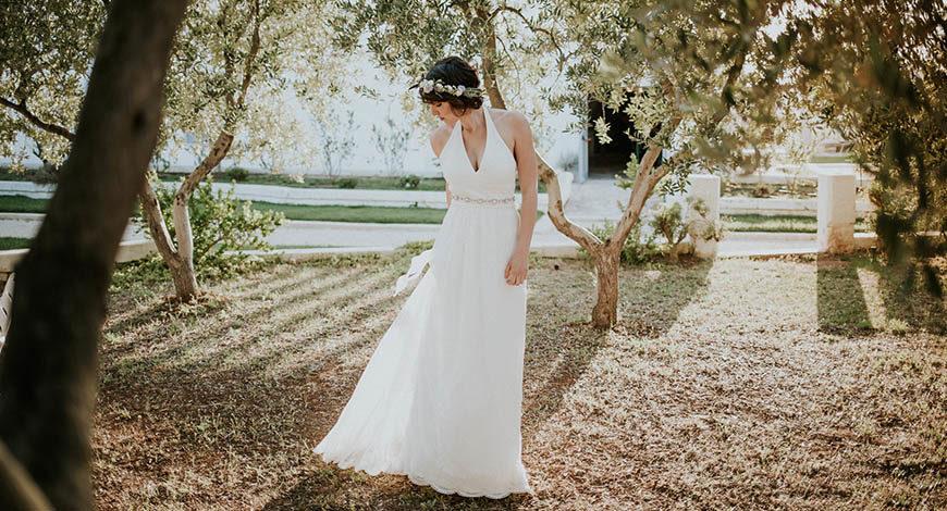 Boho wedding in Puglia