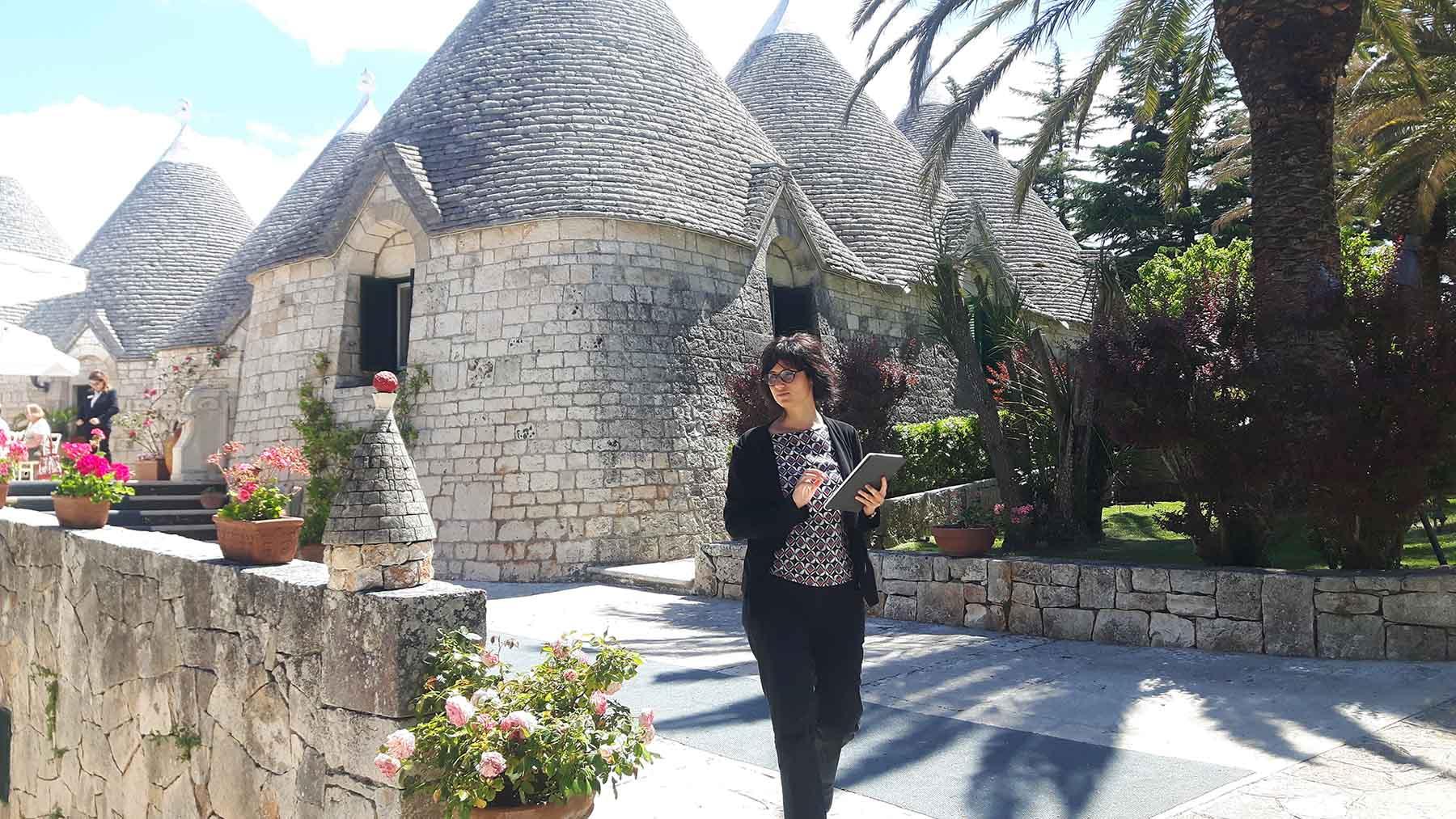 Puglia wedding planner Marina Indraccolo